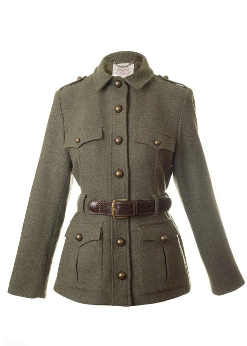 Gordon Military Jacket Front