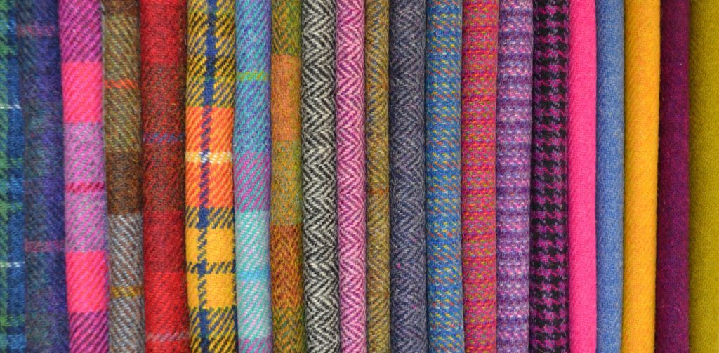 harris tweed for elizabeth martin