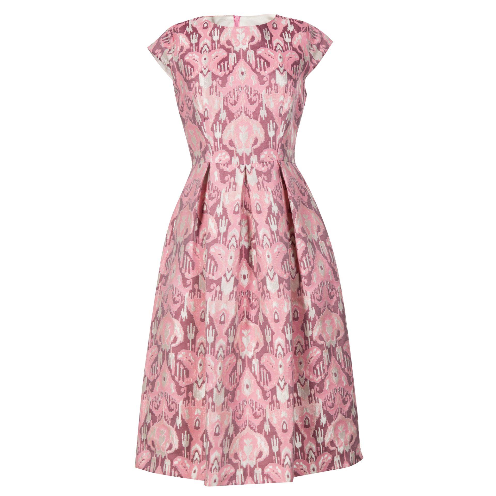 minta brockade dress